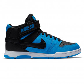 Go to the product Sneakers Nike SB Mogan Mid 2 Jr (Gs) photo blue/black-white 2019