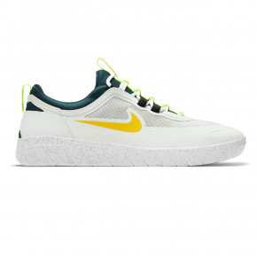 Go to the product Sneakers Nike SB Nyjah Free 2 summit white/university gold-geo 2021