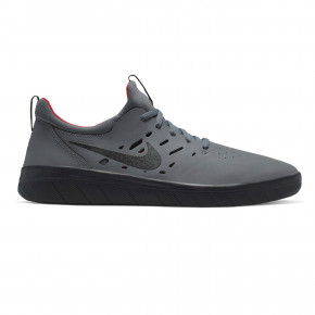 Go to the product Sneakers Nike SB Nyjah Free dark grey/black-gym red 2019