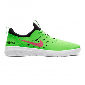 Go to the product Skate shoes Nike SB Nyjah Free green strike/watermelon-green st 2020