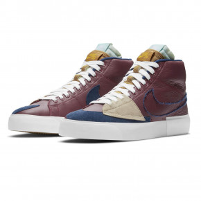 Przejść do produktu Tenisówki Nike SB Zoom Blazer Mid Edge team red/navy-light dew-smmt wht 2021