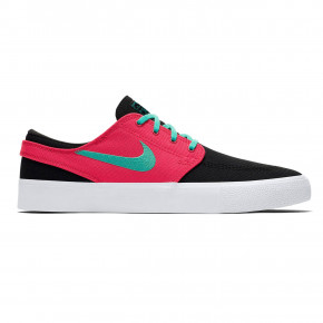 Przejść do produktu Tenisówki Nike SB Zoom Stefan Janoski Canvas black/true green-atom red-white 2019