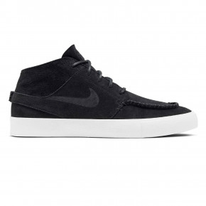 Go to the product Skate shoes Nike SB Zoom Stefan Janoski Mid Crafted black/black-pale ivory 2019