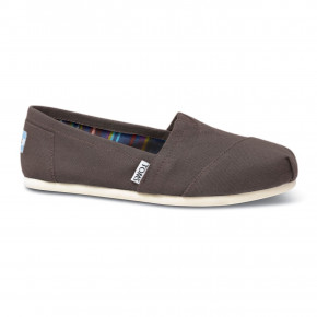 Go to the product Slip-On Toms Alpargata ash canvas 2020