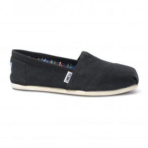 Go to the product Slip-On Toms Alpargata black canvas 2020