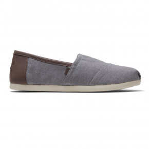 Go to the product Slip-On Toms Alpargata frost grey chambray 2020