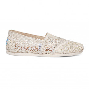 Go to the product Slip-On Toms Alpargata natural moroccan crochet 2020