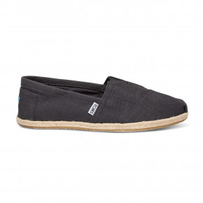 Go to the product Slip-On Toms Alpargata Rope black linen rope 2020