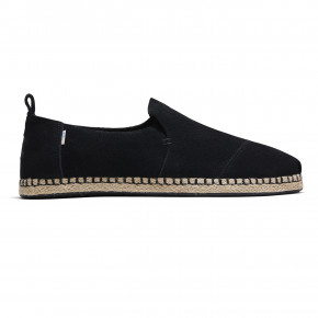 Go to the product Sneakers Toms Deconstructed Alpargata Rope black suede 2020