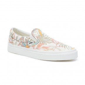Go to the product Sneakers Vans Classic Slip-On california floral marshmallow 2018