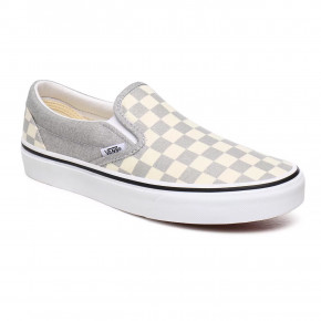 Přejít na produkt Slip-on Vans Classic Slip-On checkerboard silver/true white 2020