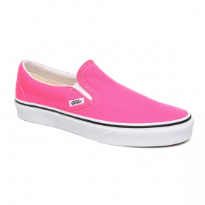Přejít na produkt Slip-on Vans Classic Slip-On neon knockout pink true/white 2020