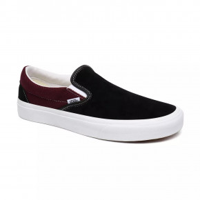 Přejít na produkt Slip-on Vans Classic Slip-On p&c black/port royale 2020