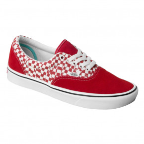 Go to the product Sneakers Vans Comfycush Era tear check racing red/true white 2019