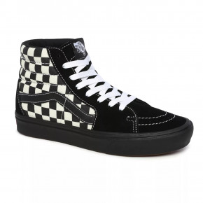 Przejść do produktu Skate buty Vans Comfycush Sk8-Hi mixed media antique white/black 2020