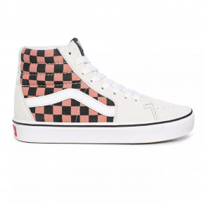 Przejść do produktu Skate buty Vans Comfycush Sk8-Hi mixed media white/multi 2020