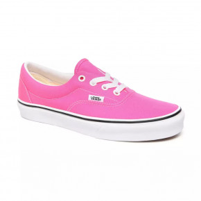 Go to the product Skate shoes Vans Era neon knockout pink/true white 2020
