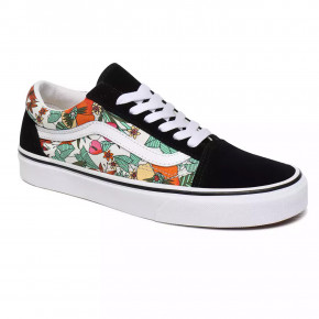 Przejść do produktu Tenisówki Vans Old Skool multi tropic black/true white 2020