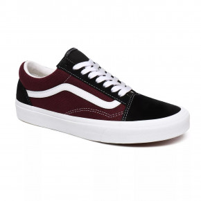 Go to the product Skate shoes Vans Old Skool p&c black/port royale 2020