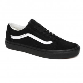 Go to the product Sneakers Vans Old Skool pig suede black/black 2020