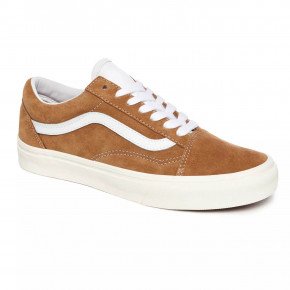 Go to the product Sneakers Vans Old Skool pig suede brown sugar/snow white 2020