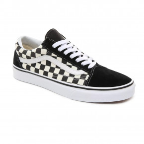 Go to the product Skate shoes Vans Old Skool primary check black/white 2020