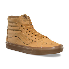 Go to the product Sneakers Vans Sk8-Hi Reissue vansbuck light gum/mono 2017