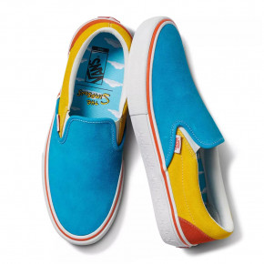 Go to the product Sneakers Vans Slip-On Pro The Simpsons black/yellow 2020