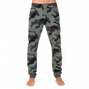 Go to the product Sweatpants Horsefeathers Finn olive camo 2018
