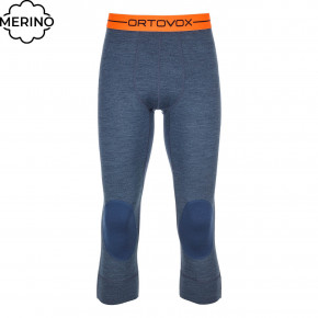 Przejść do produktu Kalesony Ortovox 185 Rock'n'wool Short Pants night blue blend 2020/2021
