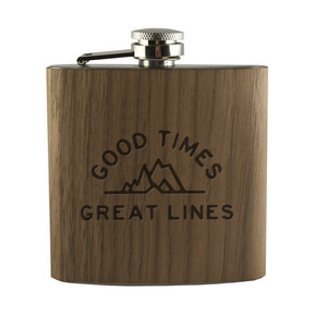 Go to the product Vacuum bottle Arbor Good Times Great Lines walnut 2017/2018