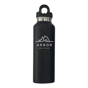 Go to the product Thermos and bottles Arbor Less Is More black 2018/2019