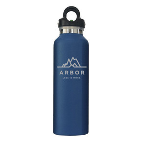 Go to the product Thermos and bottles Arbor Less Is More blue 2018/2019