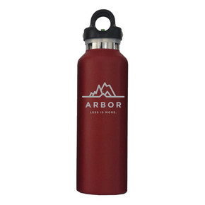 Go to the product Thermos and bottles Arbor Less Is More red 2018/2019
