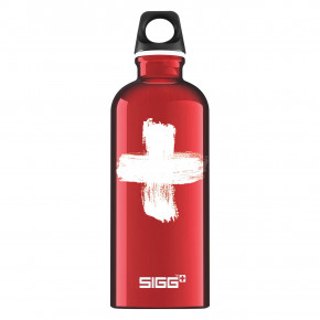 Go to the product Thermos and Bottles Sigg Swiss red 0,6l