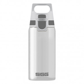 Go to the product Bottle Sigg Total Clear One anthracite 0,5l