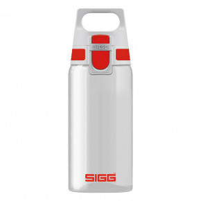 Przejść do produktu Butelka Sigg Total Clear One red 0,5l
