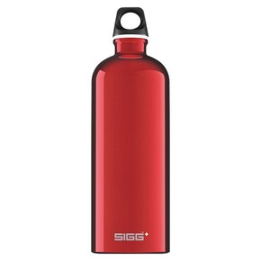 Go to the product Bottle Sigg Traveller red 1l