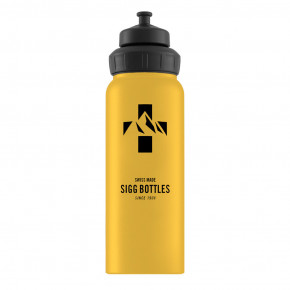 Go to the product Bottle Sigg WMB Mountain mustard touch 1l
