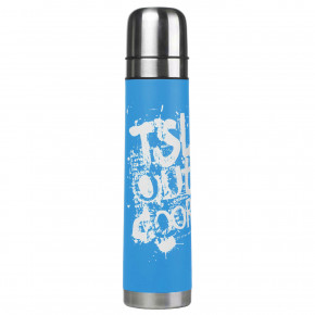 Go to the product Thermos TSL Isothermal Flask blue 1l