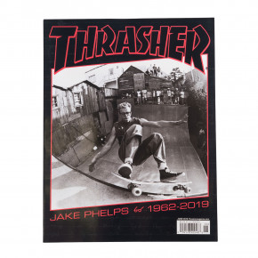 Go to the product Magazine Thrasher 2019