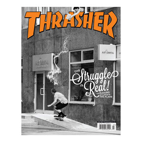 Go to the product Thrasher Červenec