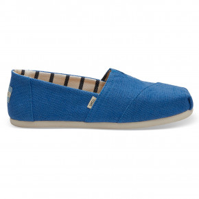 Go to the product Sneakers Toms Alpargata blue crush heritage 2019