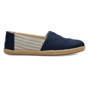 Go to the product Sneakers Toms Alpargata Classics navy ivy league stripes 2019