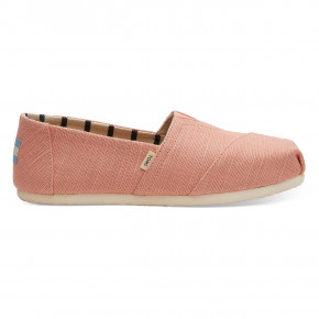 Go to the product Sneakers Toms Alpargata coral pink heritage 2019
