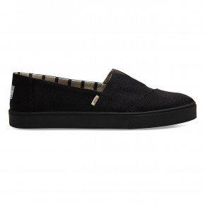 Go to the product Sneakers Toms Alpargata Cupsole black/black heritage 2019
