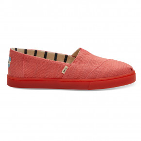 Go to the product Sneakers Toms Alpargata Cupsole persimmon heritage 2019