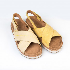 Go to the product Toms Marisa electric yellow nubuc 2019