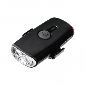 Go to the product Topeak Headlux Dual USB 140/10 black 2020