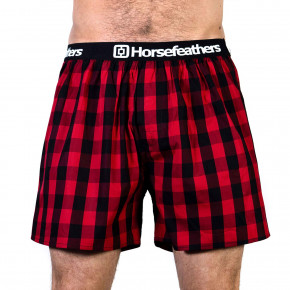Go to the product Boxer shorts Horsefeathers Apollo chilli 2018